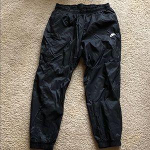 Nike woven sweatpants